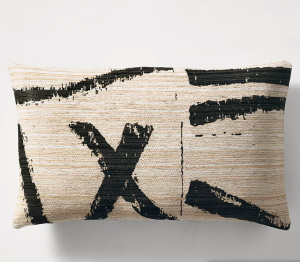 X Pillow Small